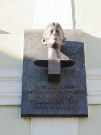 В этом пражском доме проживал Франц Кафка, Фото: Мартина Шнайбергова, Чешское радио - Радио Прага
