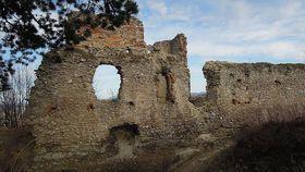 Ruinas del castillo de Starý Jičín, foto: Radim Holiš, CC BY-SA 3.0 Unported