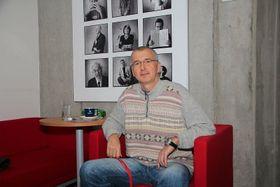 Томаш Котоуч, Фото: Прокоп Гавел, Чешское Радио