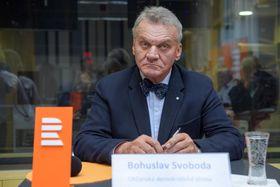Bohuslav Svoboda (Foto: Khalil Baalbaki, Archiv des Tschechischen Rundfunks)