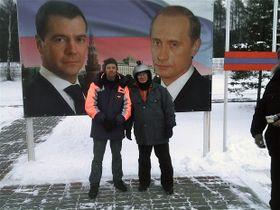 Ярослав Тржиска, справа (Фото: Архив Чешского Телевидения)