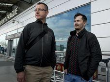 Ivan Buchta et Martin Pezlar, photo: ČTK