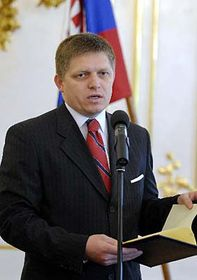 Slovak Prime Minister Robert Fico, photo: CTK