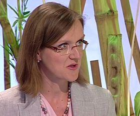 Eliška Kodyšová, photo: ČT