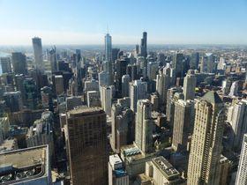 Chicago, photo: Klára Stejskalová
