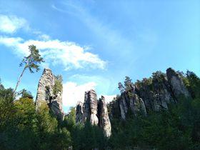 El Rezo de Rocas,  foto: Dominika Bernáthová