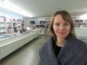 Jana Zielinski, foto:  Ian Willoughby