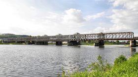 Bridge on the Vltava River in Miřejovice, photo: Pepavasa, Public Domain