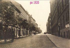 Жижков в 1920-е  гг., фото: Vencovy pindy
