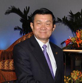 El presidente de Vietnam, Truong Tan Sang. Foto: Presidencia Perú, Wikimedia Commons, License CC BY-SA 2.0 Generic