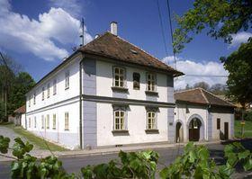 Casa natal de Antonín Dvorák en la aldea Nelahozeves