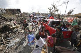 Tacloban, Philippines, November 11, 2013, photo: CTK