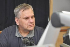 Jiří Mikulec (Foto: Marián Vojtek, Archiv des Tschechischen Rundfunks)
