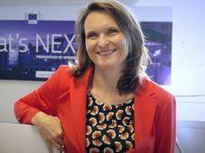 Simona Pohlová, photo: TESIM ENICBC/YouTube