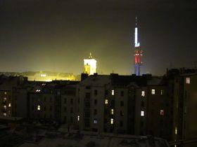 Praga por la noche, foto: Kristýna Maková