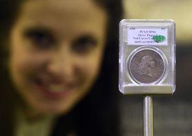 Доллар США 1794г., Фото: ЧТК