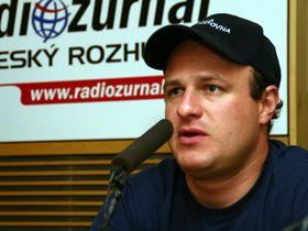 Томаш Энге, фото: Петра Чехова, Чешское радио