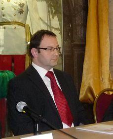 Petr Landr (Foto: Milena Štráfeldová)