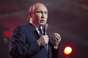Владимир Путин, фото: ЧТК