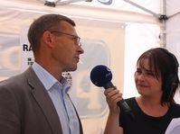 Miroslav Krupička, Sarah Borufka