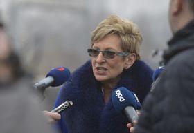Marta Nováková, photo: ČTK/Jaroslav Ožana
