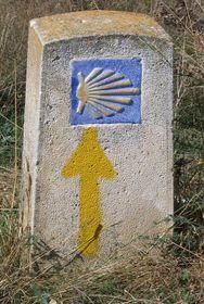 El Camino de Santiago, foto: Dietmar Giljohann, Wikimedia CC BY-SA 3.0