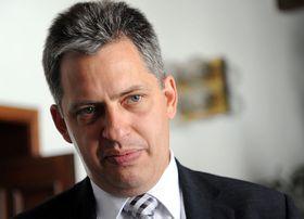 Jiří Dienstbier, foto: Filip Jandourek