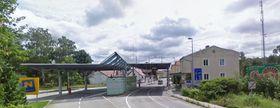 Grenzübergang České Velenice - Gmünd (Foto: Google Street View)