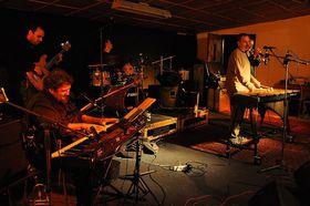 Jan Spálený con la banda A.S.P.M., foto:  Ben Skála, CC BY-SA 2.5
