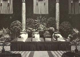 Hrob neznámého vojína vkapli ve Staroměstské radnici, foto: archiv Armády ČR