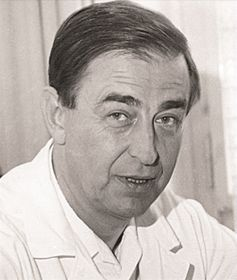 Vladimír Kočandrle, foto: Archivo de IKEM