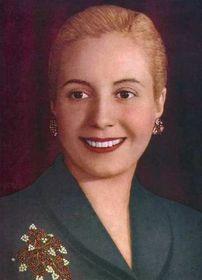 Eva Perón, foto: Bilinmiyor - Archivo gráfico de la Nación