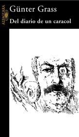 Günter Grass, 'Del diario de un caracol', fuente: alfaguara