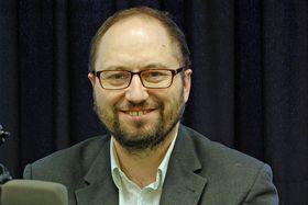Психолог Йероним Климеш (Фото: Ноэми Фингерландова, Чешское радио)