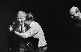Václav Havel et Alexander Dubček, photo: Jaroslav Kučera