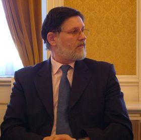 Игорь Золотарев, Фото: архив Правительства ЧР