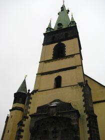 La iglesia de la Asunción de la Virgen María, foto: Kateřina Oratorová