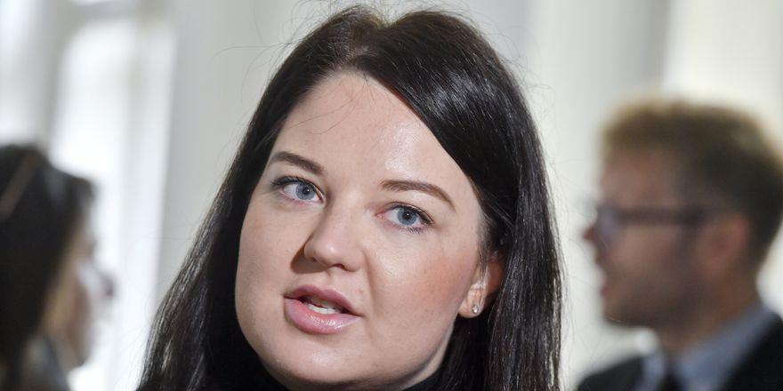 Karolína Milerová, photo: ČTK/Vít Šimánek