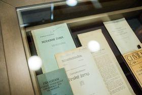Издания чешских женских организаций, фото: Национальный музей