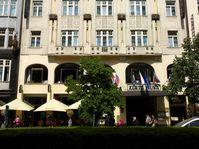 Гостиница Zlatá Husa, Фото: открытый источник