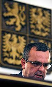 Ministr financí Miroslav Kalousek, foto: ČTK