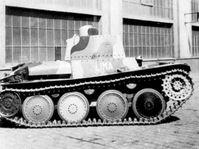 LTP tank