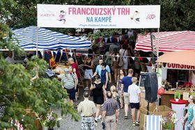 Photo: Site officiel de Francouzský trh
