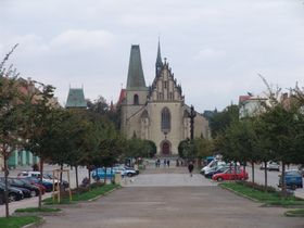 Church of St Bartholomew, photo: Miloš Turek