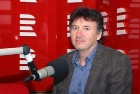 Milan Kubek, photo: Šárka Ševčíková / Czech Radio