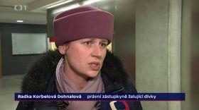 Radka Korbelová Dohnalová, foto: ČT