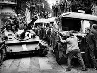 Foto: Bohumil Dobrovodský, de la exhibición 'Invasión Soviética-Agosto de 1968'