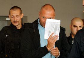 Bývalý vyšetřovatel brněnské hospodářské kriminální policie Miloš Almásy, foto: ČTK