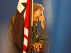 Fidel Castro, 2006, photo: CTK