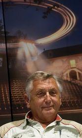 Jiří Menzel, photo: CTK